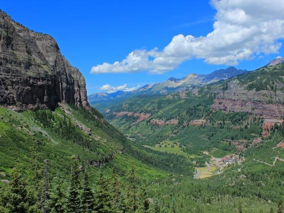 San Miguel River Valley, CO - Credit: Alan Cressler