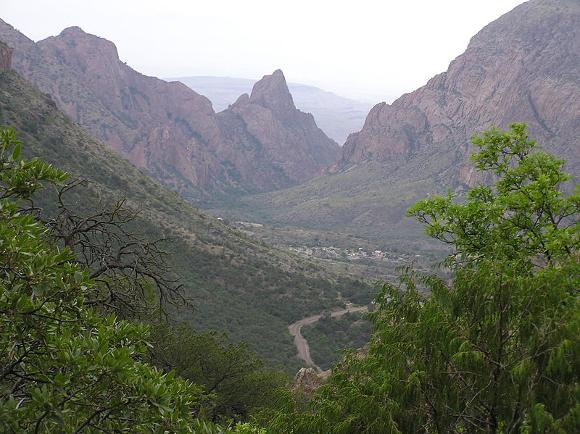 Big Bend National Park - Credit: NPS