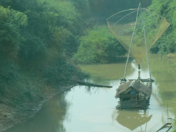 Artisanal Fishing in Lao PDR - Credit: Abby Lynch