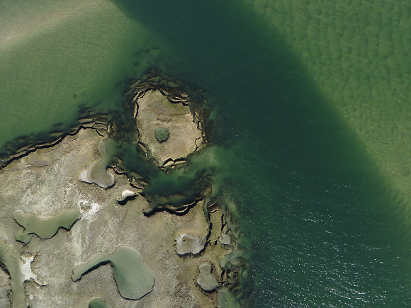 Sample drone image