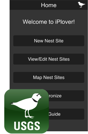 Browse image: iPlover home screen