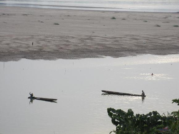 Mekong River - Credit: Abby Lych